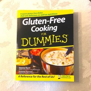 Gluten free for dummies by Korn and Sarros